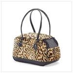 New! Leopard Pattern Pet Carrier37110