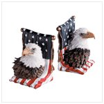 American Eagle Bookends 29193