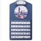 Lighthouse Wall Clock and Calander 33773