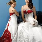 109 New Bridal Wedding dress/Gown & Bridesmaid Custom Size