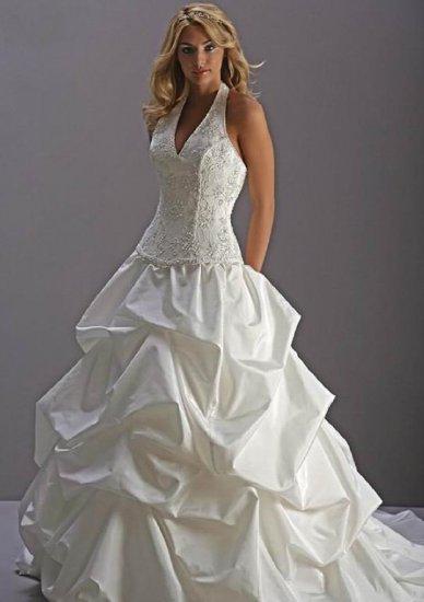 110 New Bridal Wedding dress/Gown & Bridesmaid Custom Size