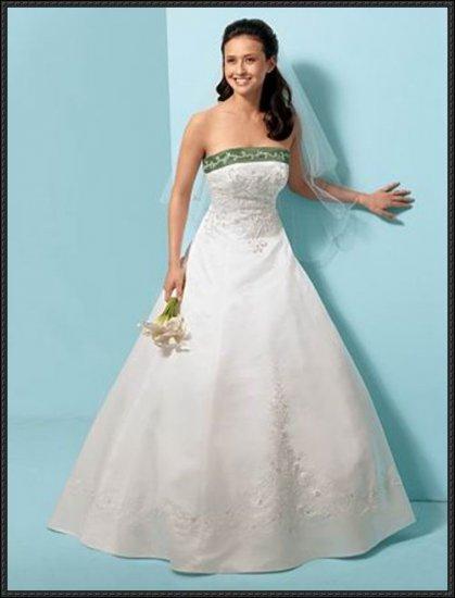 111 New Bridal Wedding dress/Gown & Bridesmaid Custom Size