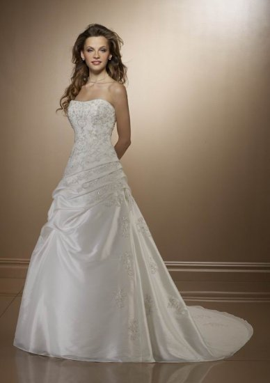 116 New Bridal Wedding dress/Gown & Bridesmaid Custom Size