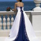 129 New Bridal Wedding dress/Gown & Bridesmaid Custom Size
