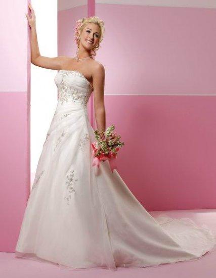 151 New Bridal Wedding dress/Gown & Bridesmaid Custom Size