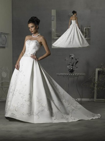 153 New Bridal Wedding dress/Gown & Bridesmaid Custom Size
