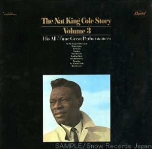 the nat king cole story vol 3