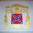 THE CONFEDERACY CIVIL WAR RECORD & BOOK Columbia DL-220