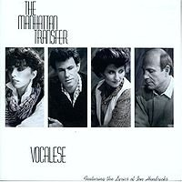 Vocalese (Manhattan Transfer album)