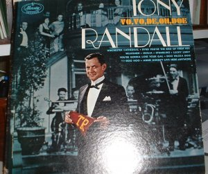 Tony Randall Vo, Vo, De, Oh, Doe Release Date: 1967 Label: Mercury Rating: