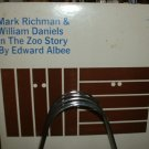 Mark Richman & William Daniels in The Zoo Story Spoken Arts 808