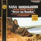 never on sunday / nana mouskouri