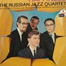 Russian Jazz Quartet, The - Happiness
