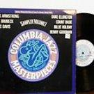 columbia jazz masterpieces / sampler vol 1