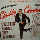 twistin' round the world / chubby checker parkway 7008