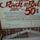 the original rock n' roll hits of the 50's v 9