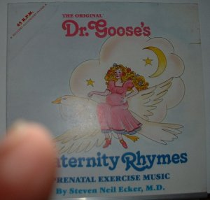 the original dr goose's maternity rhymes / lp sne 006