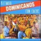 """ritmos dominicanos con """"cache"""" - lp-31011 kubaney"""
