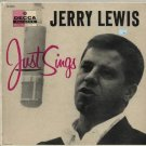 jerry lewis just sings / dl 8410