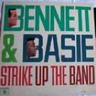 bennett & basie / strike up the band / sr 25231