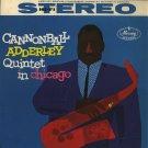 cannonball adderley quintet in chicago / sr60134