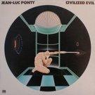 civilized evil / jean luc ponty / sd16020