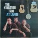 the kingston trio at large / t 1199 mono
