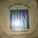 """""""the past is in the future"""" / """"the 5 jades"""" gar107"""