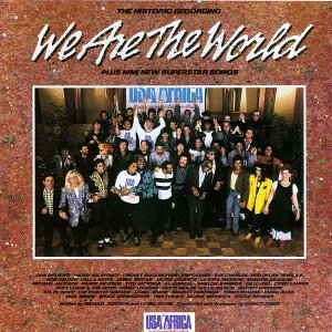we are the world / michael jackson / 40043