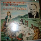 more winnie the pooh by maurice evans / pos 1034