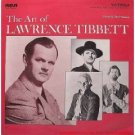 the art of lawrence tibbett / vics-1340