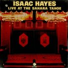 isaac hayes live at the sahara tahoe / enx-2-5005