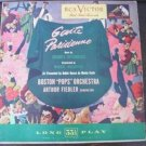 gaite parisienne / boston pops / lm1001