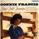 connie francis sings folk favorites / ms538