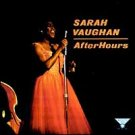 sarah vaughan after hours / sr52070