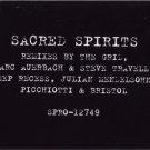 Sacred Spirits* - Yeha-Noha / spro 12749