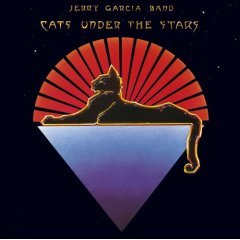 """jerry garcia band """"cats under the stars""""/ ab4160"""