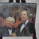 Isaac Stern [and] Jean-Pierre Rampal play Vivaldi & Teleman