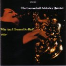 why am I treated so bad / cannonball adderley / st2617