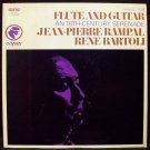 music for flute & guitar rampal/bartoli 32 16 0218