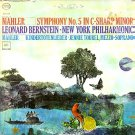 New York Philo. Leonard Bernstein cond. Mahler: Symphony No. 5