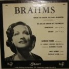 Brahms : Rhapsody for Contralto, Male Chorus and Orchestra (Alto Rhapsody)