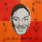 EARL BOSTIC-THE BEST OF BOSTIC-VG+1956 LP