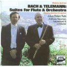 Bach And Telemann  Suite For Flute And Orchestra vcl9016