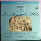 Jean-Pierre Rampal ~The Romantic Flute~ Everest 3165