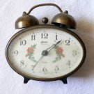 Vintage Linden Blackforest Alarm Clock West Germany Estate Sale Find