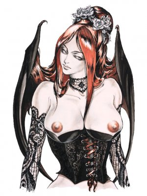 Black Magick Succubus Demon Lover Spell