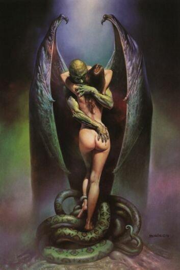 Black Magick Demon Incubus Lover Spell