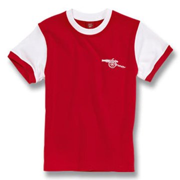 Toffs - Arsenal 1960's - 1970's Short Sleeve