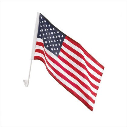 USA CAR FLAG #36930